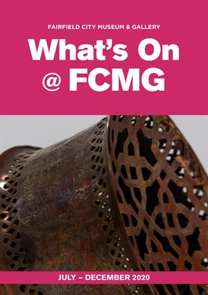 Cover picture of FCMG's brochure for july-december
